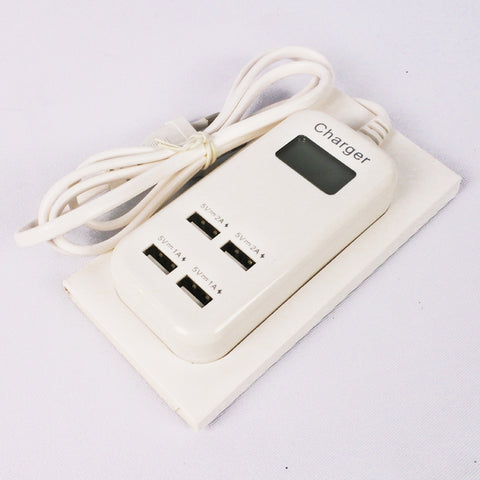 USB Hub with 4 Ports (Selected Stores)