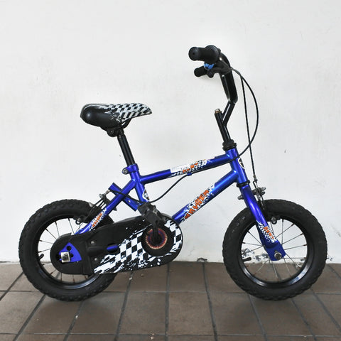 Kids Blue Bicycle (Tampines)