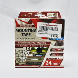 Clear Mounting Tape (Jurong)