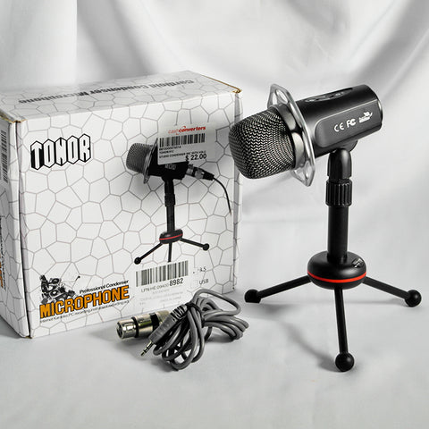 Tonor Condenser Microphone (Tampines)