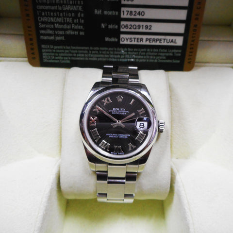 Rolex 178240 Stainless Steel Boy Size Watch (Jurong)