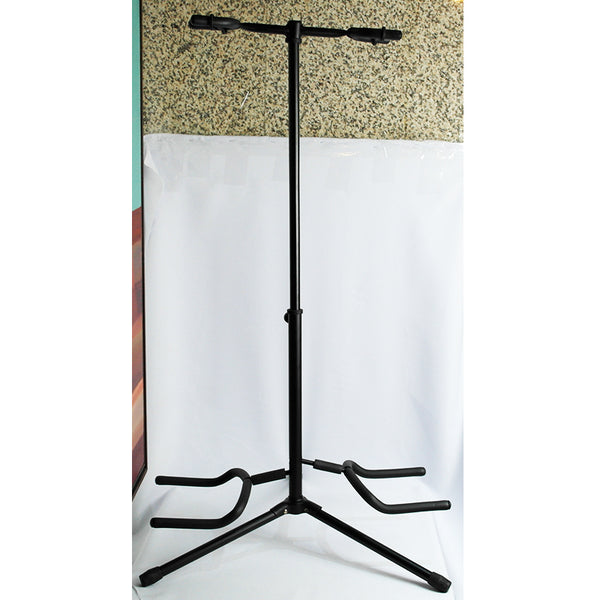 DOUBLE GUITAR STAND (Selected Outlets)