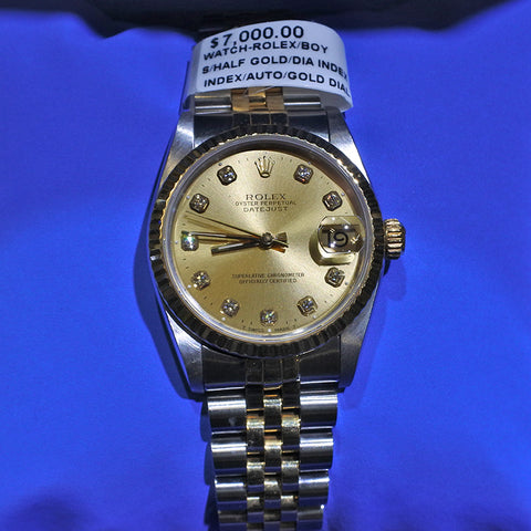 Rolex 68273 Watch (Chinatown)