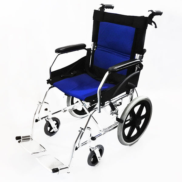 Foldable Handle Carry Wheel Chair (Selected Stores)