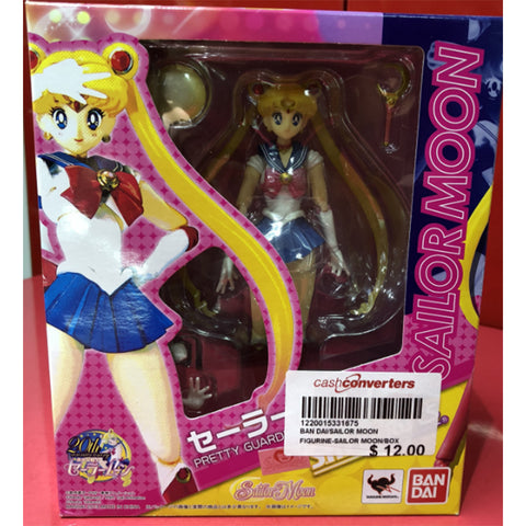 BAN DAI SAILOR MOON FIGURINE (Toa Payoh)