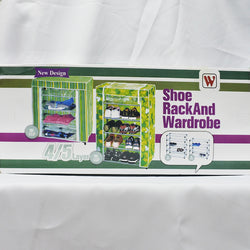 Shoe Rack And Wardrobe 4/5 Layers (Selected Stores)