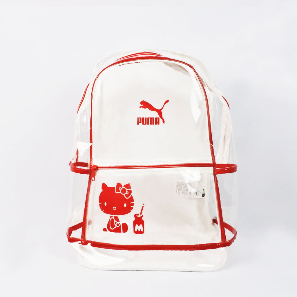 Puma Transparent Hello Kitty Backpack (Selected Stores) – Cash Converters  Singapore 6c21130762708