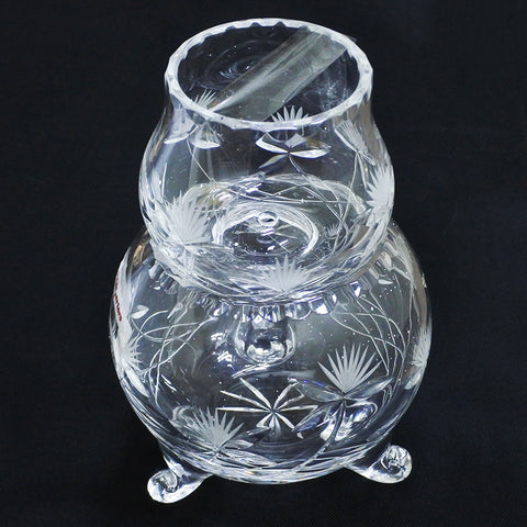 Bohemia Clear Display Oil Lamp (Large) (Chinatown)