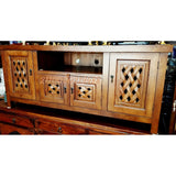 SOLID WOOD TV CONSOLE - (Kallang Bahru)