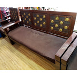 Solid Wood Sofa set 3+1+1 - (Kallang Bahru)