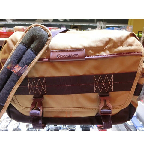 ONLY AVAILABLE AT OUR KALLANG BAHRU OUTLET - VANGUARD HAVANA 38 CAMERA SLING BAG