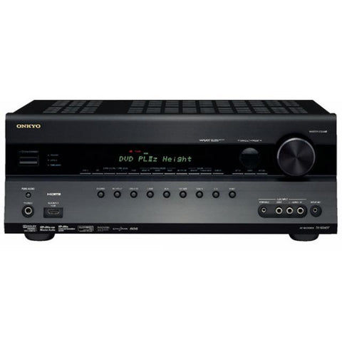 ONLY AVAILABLE AT OUR CHINATOWN OUTLET - ONKYO TX-SR607 AMPLIFIER