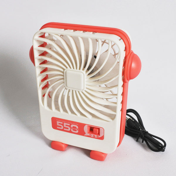 USB Charge Rectangular Fan (Selected Stores)