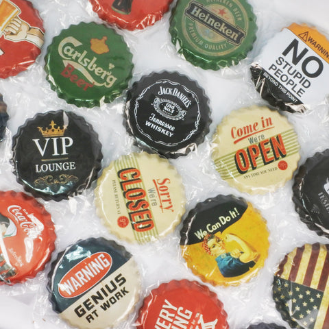 VINTAGE BOTTLE CAP (Selected Stores)