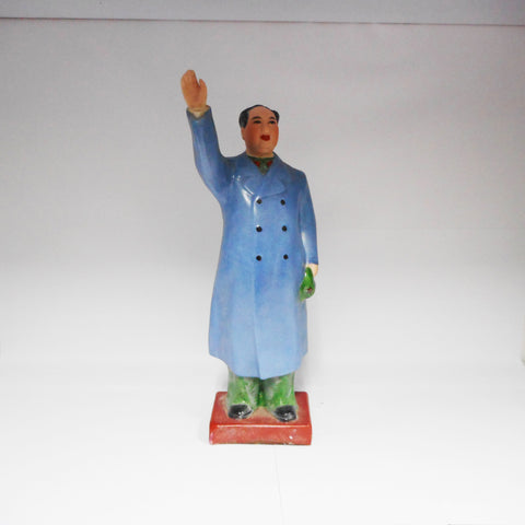 Mao Ze Dong Clay Display Ornament (Jurong)