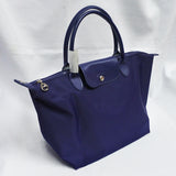 Longchamp Blue Canvas Bag (Kallang Bahru)