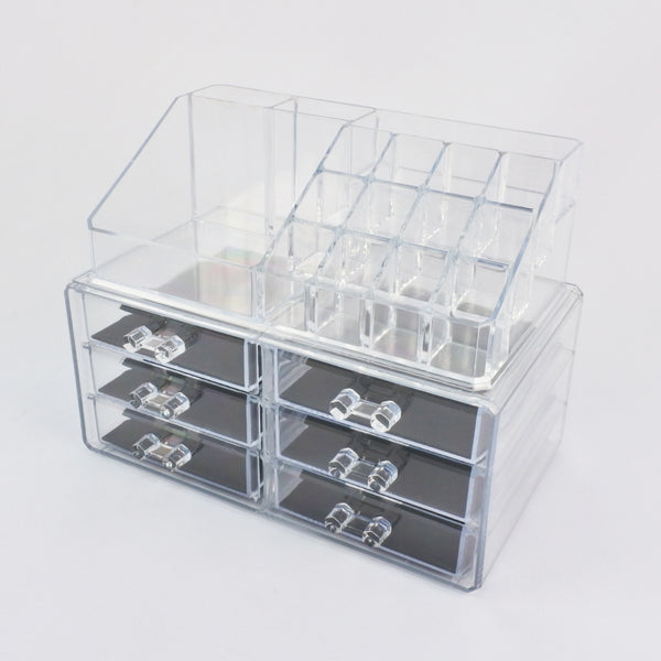 6 DRAWERS COSMETIC ORGANISER (Selected Stores)