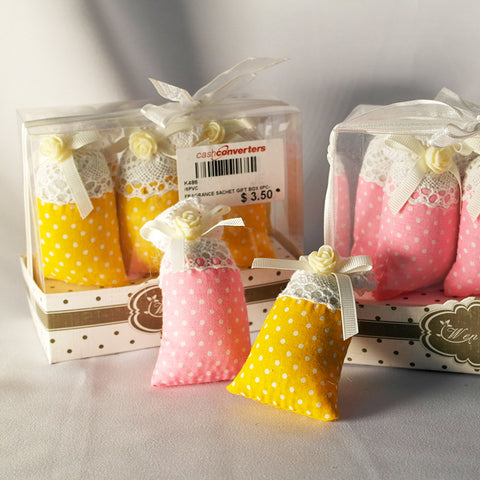 6 Pieces Fragrance Sachet Gift Box (Jurong)