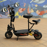 Black Electric Scooter (Toa Payoh)