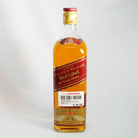 Johnnie Walker Red Label Whisky (Toa Payoh)