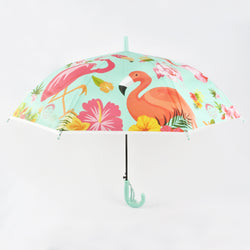 KIDS FLAMINGO DESIGN UMBRELLA (Selected Stores)