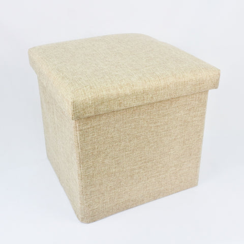 FOLDABLE STORAGE BENCH (FABRIC) (Selected Stores)