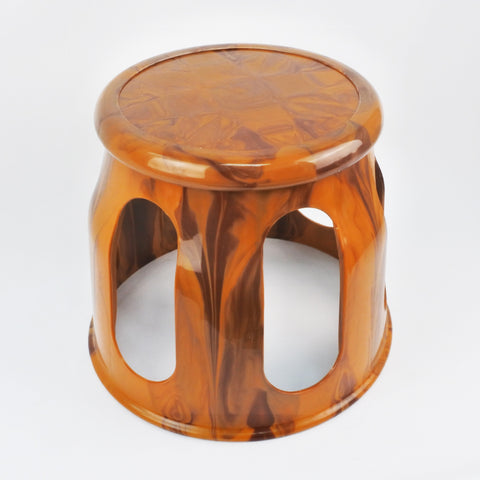 GRAIN DESIGN ROUND FOOT STOOL (Selected Stores)