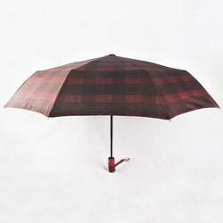 LARGE CHECKERED UMBRELLA (Selected Stores)