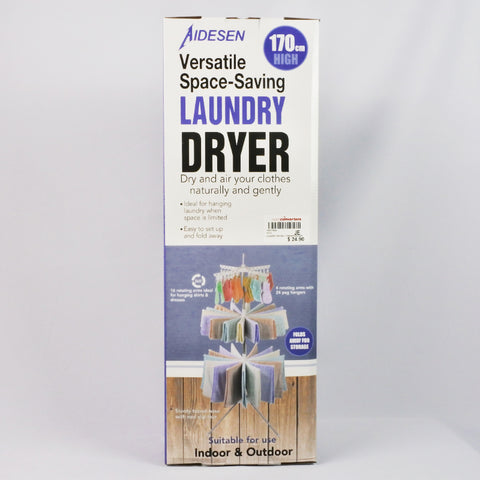 3 TIER LAUNDRY DRYER (Selected Stores)
