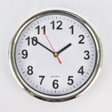 ROUND GLOSSY WALL CLOCK (Selected Stores)