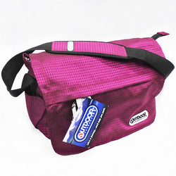 Outdoor Violet Messenger Bag (Tampines)