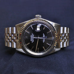 Black Dial Bracelet Rolex Watch (Kallang Bahru)