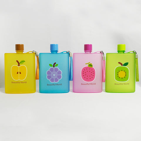 Fruit Design Water Bottle 350ml (Selected Stores)