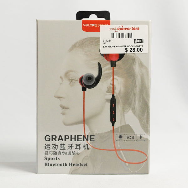 Graphene Sports Bluetooth Headset (Selected Stores)