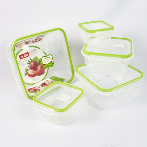 5 PCS NESTING FOOD CONTAINER SET (Selected Stores)