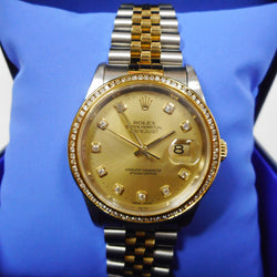 Rolex 16233 Half Gold Men Size Watch (Jurong)