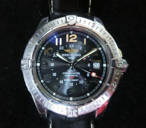 ONLY AVAILABLE OFFLINE - Breitling Men's Automatic Watch