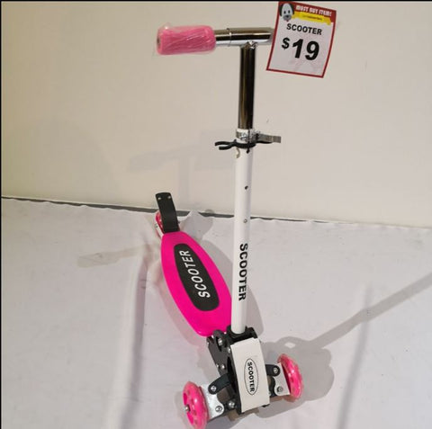 3 wheel kids scooter