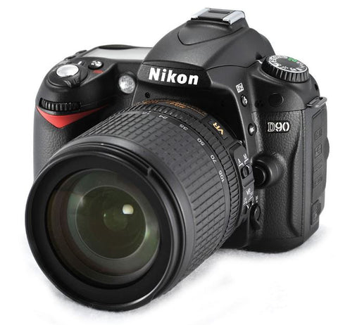 ONLY AVAILABLE OFFLINE - Nikon D 90 DSLR Camera