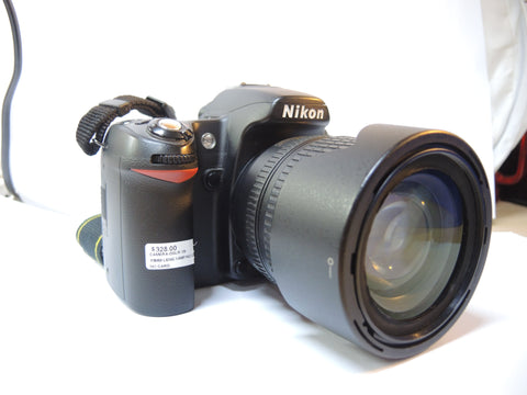 ONLY AVAILABLE AT OUR KALLANG BAHRU OUTLET - NIKON D80 DSLR CAMERA