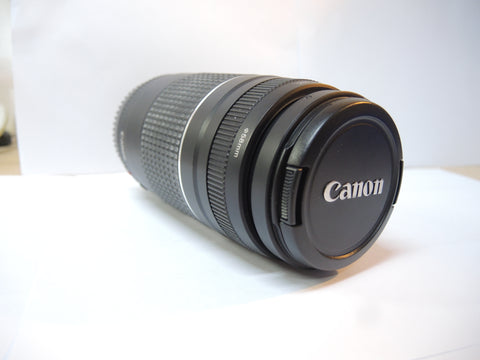 ONLY AVAILABLE AT OUR KALLANG BAHRU OUTLET - Canon EF 75-300mm f/4-5.6 III Lens