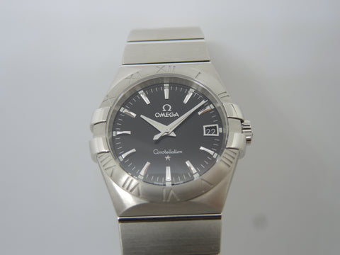 ONLY AVAILABLE AT OUR CHINATOWN OUTLET - OMEGA GENTS CONSTELLATION WATCH