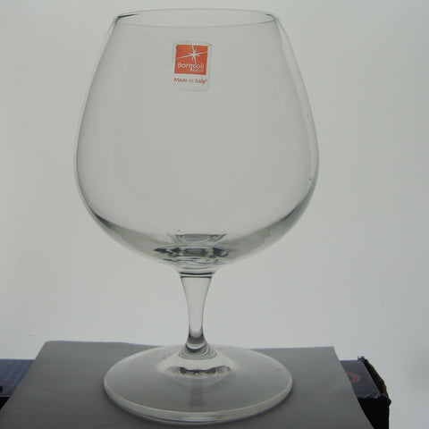ONLY AVAILABLE AT OUR BEDOK OUTLET - BORMIOLI ROCCO BRANDY GLASSES