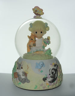 ONLY AVAILABLE AT OUR BEDOK OUTLET - PRECIOUS MOMENTS SNOW GLOBE