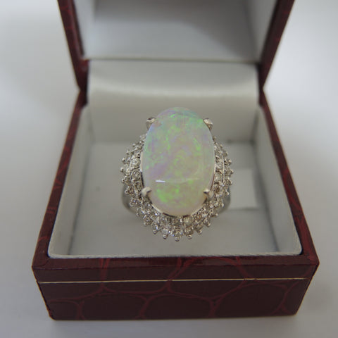 ONLY AVAILABLE AT OUR KALLANG BAHRU OUTLET - OPAL RING