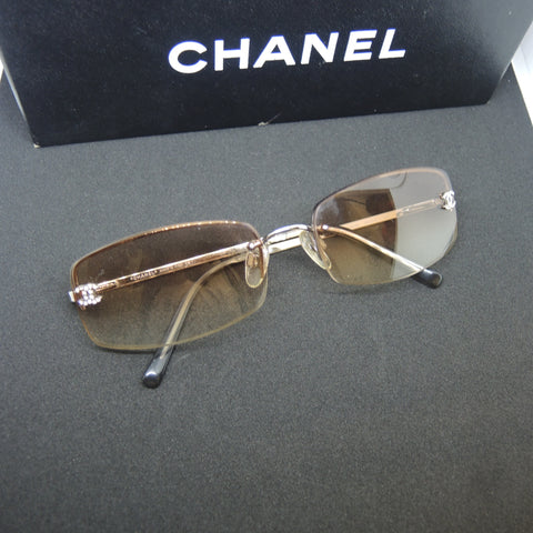 ONLY AVAILABLE AT OUR CHINATOWN OUTLET - CHANEL 4093-B SUNGLASSES