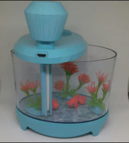 Fish Tank Light Humidifier