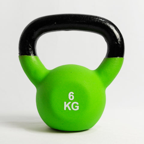 6kg Rubberised Kettle Ball (Selected Stores)