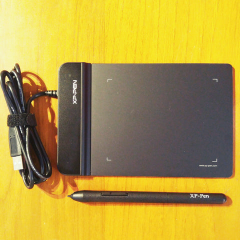 XP-PEN Star G430 Graphic Drawing Tablet – Cash Converters