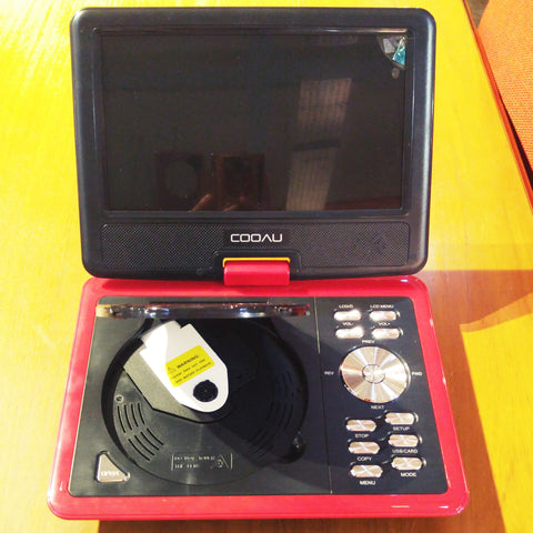 COOAU NS-969 Portable Video Player